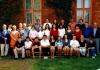 Absolventská fotografie 9. ročníku