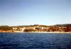 Ostrov Brač - pohled z výletní lodi