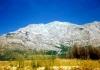 Pohoří tyčící se nad Makarskou riviérou