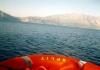 Záchranný kruh - výletní loď Bibe