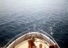 Rejža na přídi lodi