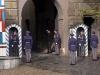 Výměna hradní stráže
