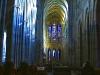 Chráv Sv. Víta - vnitřní pohled