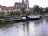 Regensburg - loď ;c)