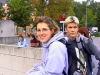 Léňa s Tomášem Křivánkem