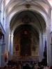 Basilika ULF - interier