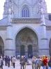 Vchod do Münsteru
